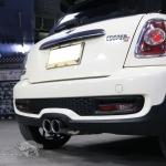 ชุดท่อไอเสียเพิ่มแรงม้า Mini Cooper S R56 by PW PrideRacing