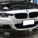 ชุดท่อไอเสีย BMW F30 325D by PW PrideRacing