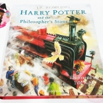 Harry Potter and the Sorcerer's Stone. The Illustrated Edition.