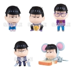 Osomatsu-san - Ichimatsu ga Ippai Collection Figure 6Pack BOX(Pre-order)