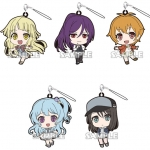 BanG Dream! Girls Band Party! - Trading Rubber Strap: Hello, Happy World! 5Pack BOX(Pre-order)