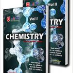 Chemistry I & II (หนังสือรวมเนื้อหาทฤษฏีคำอธิบาย โจทย์ข้อสอบและคำตอบวิชาเคมีเล่ม 1 และ 2)