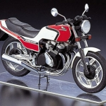 1/12 NAKED BIKE No.03 Honda CBX400F Plastic Model(Tentative Pre-order)