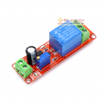 รีเลย์ 5V หน่วงเวลาเปิด Delay Relay Module Time Delay Switch Delay Timer Relay 1-10s Fixed DC 5V