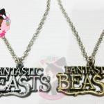 สร้อยคอ Fantastic Beasts