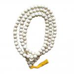 AgarHarvest สร้อยคอ ไม้หอม ไม้กฤษณา แท้ 108 เม็ด Fragrance Agarwood Necklace 108 beads 1 เส้น (12 mm)