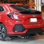 ชุดท่อไอเสีย Honda Civic FK Hatchback