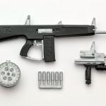 LittleArmory LA018 1/12 AA-12 Type Plastic Model(Pre-order)