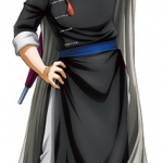 Gintama Season 4 - Life-size Wall Scroll: Kamui(Pre-order)