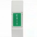 Exit Switch ปุ่มกดออกประตูคีย์การ์ด ขนาด 76mm*22mm