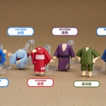 Nendoroid More - Dress Up Yukatas 6Pack BOX(Pre-order)