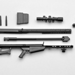 Little Armory - LA011 1/12 M82A1 Type Plastic Model(Pre-order)
