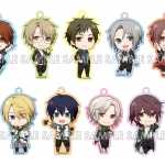 "Eformed - ""TSUKIPRO THE ANIMATION"" Kime! tto Acrylic Ballchain: SOARA & Growth 9Pack BOX(Pre-order)"