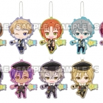 Ensemble Stars! - Tetsunagi Deformed Keychain vol.2 10Pack BOX(Pre-order)