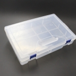 Electronics box กล่องอิเล็กทรอนิกส์ ขนาด 200mmx300mmx63mm (กxยxส)