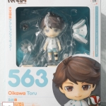 Nendoroid - Haikyuu!!: Toru Oikawa
