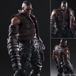 Play Arts Kai - Final Fantasy VII Remake No.2 Barret Wallace(Pre-order)