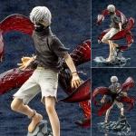 ARTFX J - Tokyo Ghoul: Ken Kaneki AWAKENED Repaint ver. 1/8 Complete Figure(Pre-order)