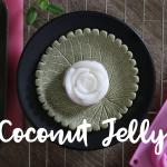 วุ้นแฟนซี กะทิมะพร้าวน้ำหอม หอม อร่อย น่ารับประทาน ⓒ How to make Coconut Jelly