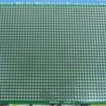 แผ่นปริ๊นอเนกประสงค์ ไข่ปลา สีเขียว คุณภาพดี Prototype PCB Board 9x15 cm