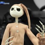 Nightmare Before Christmas - 16 Inch Coffin Doll: Jack Skellington (Pajama Ver.)(Pre-order)