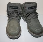 รองเท้าหนังกลับ O'NEILL สีเทา สภาพดีมาก
