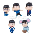 Osomatsu-san - Karamatsu ga Ippai Collection Figure 6Pack BOX(Pre-order)