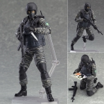 figma - Metal Gear Solid 2 Sons of Liberty: Gurlukovich Solider(Pre-order)