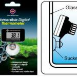 วัดอุณหภูมิ ดิจิตอล จุ่มน้ำ