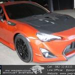 ชุดท่อไอเสีย Toyota FT86 By PW PrideRacing