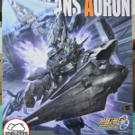 S.R.G-S - Super Robot Wars OG ORIGINAL GENERATIONS: Raftclans Aurun Plastic Model (In-Stock)