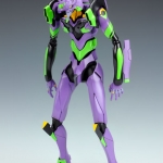 Evangelion: 2.0 You Can (Not) Advance 1/400 General-Purpose Humanoid Battle Weapon Android EVA-01 Test Type Plastic Model(Released)