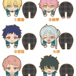 Ensemble Stars! - Nokkari Rubber Clip vol.4 6Pack BOX(Pre-order)
