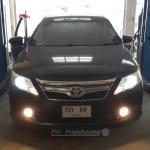 ท่อคู่ Toyota Camry Extremo Custom-made by PW PrideRacing
