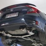 ชุดท่อไอเสีย Honda Civic FC 1.8