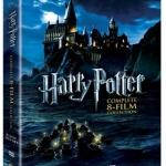 Harry Potter DVD Boxset 8 Film