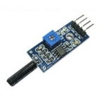 18010P Vibration Sensor vibration module โมดูลตรวจจับความสันไหวปรับความไวได้