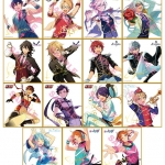 Ensemble Stars! - Visual Shikishi Collection Part.2 15Pack BOX(Pre-order)