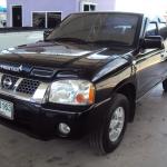 ฟรีดาวน์ Nissan Big M Frontier TL 2.7 สีดำ รถเดิมๆ ไม่เคยบรรทุก ใช้น้อยมาก