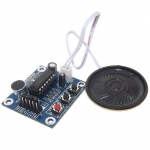 ISD1820 Voice Board Module (On-board Microphone) Sound Recording Module พร้อมลำโพง