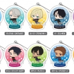 Yuri on Ice - Chararium Strap Collection 10Pack BOX(Pre-order)