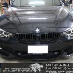 ชุดท่อไอเสีย BMW 420D F33 Full Exhaust System