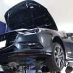 ชุดท่อไอเสีย Mazda3 Skyactiv