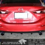 ชุดท่อคู่ Mazda3 skyactiv / Mazda CX3 / Mazda CX5 / Ford Focus ฯลฯ