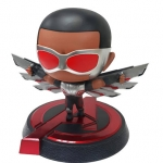 Hero Remix Bobble Head Series - Civil War: Falcon (Complete Figure)(Pre-order)