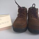 รองเท้าหนังกลับ Finding สีน้ำตาล เบอร์44(10)