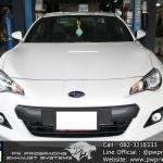 ชุดท่อไอเสีย Subaru BRZ Custom-made @PW PrideRacing