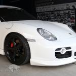 ชุดท่อไอเสีย Porsche Cayman 987