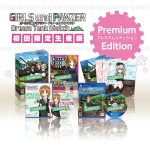 [Bonus] PS4 Girls und Panzer Dream Tank Match First Press Limited Edition Premium Edition(Pre-order)