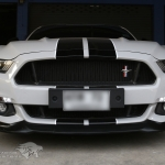 ชุดท่อไอเสีย Ford Mustang Ecoboost by PW PrideRacing